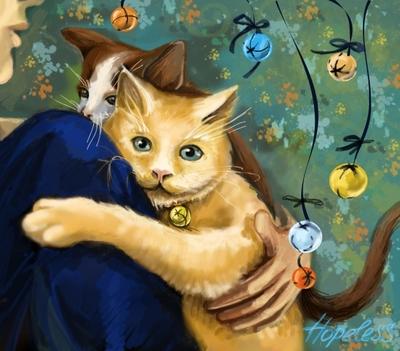 День звона бубенцов на кошачьих ошейниках